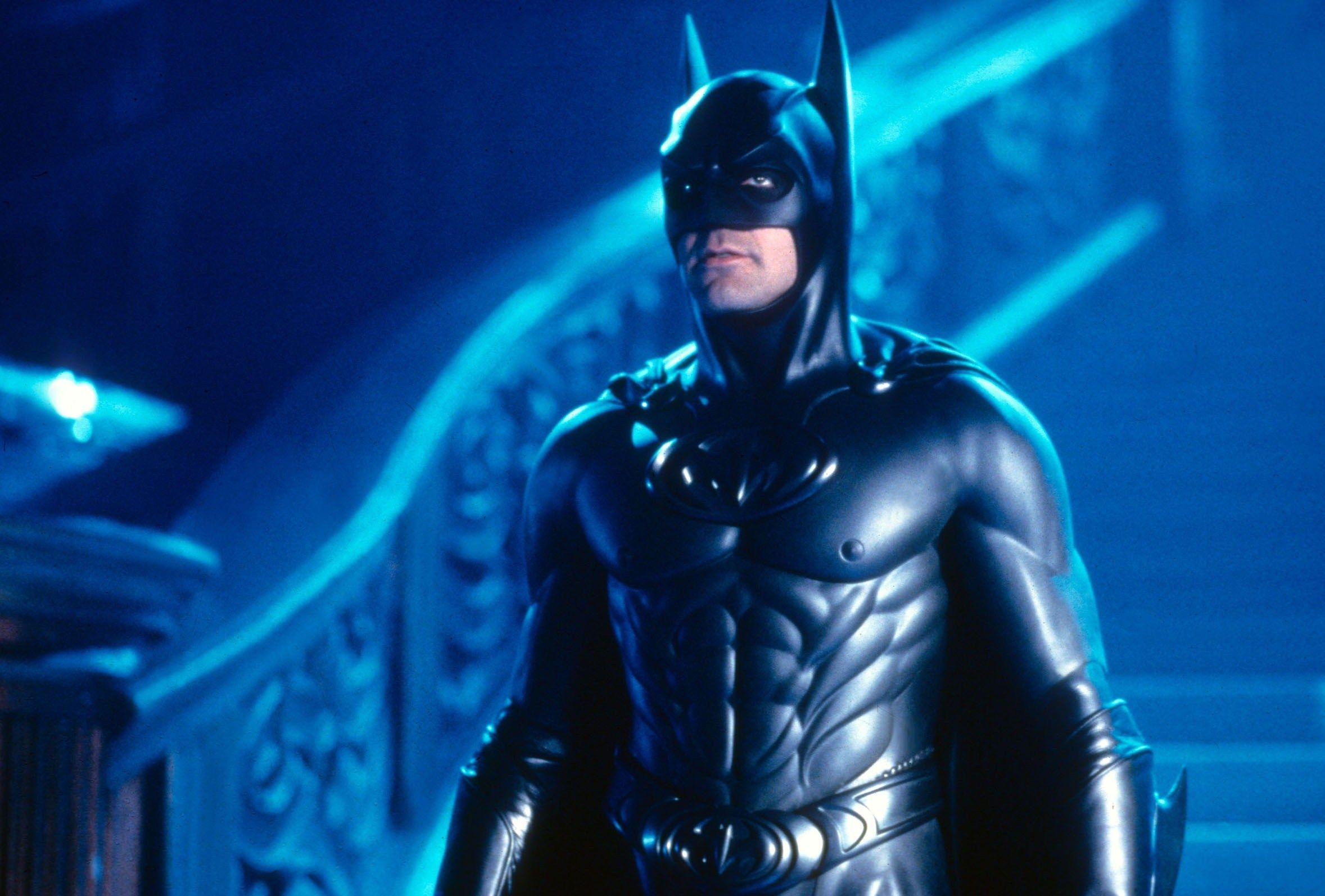 George Clooney Is Completely Forgiven For 'Batman & Robin', Says Joel Schumacher
