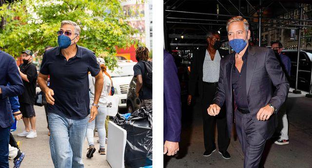 celebrity sightings in new york city  october 13, 2021