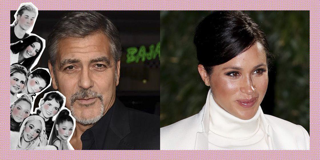 Meghan Markle George Clooney interview People
