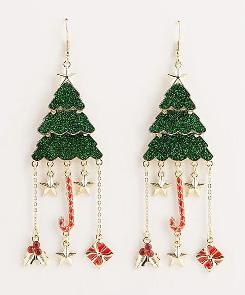 George at Asda Christmas earrings