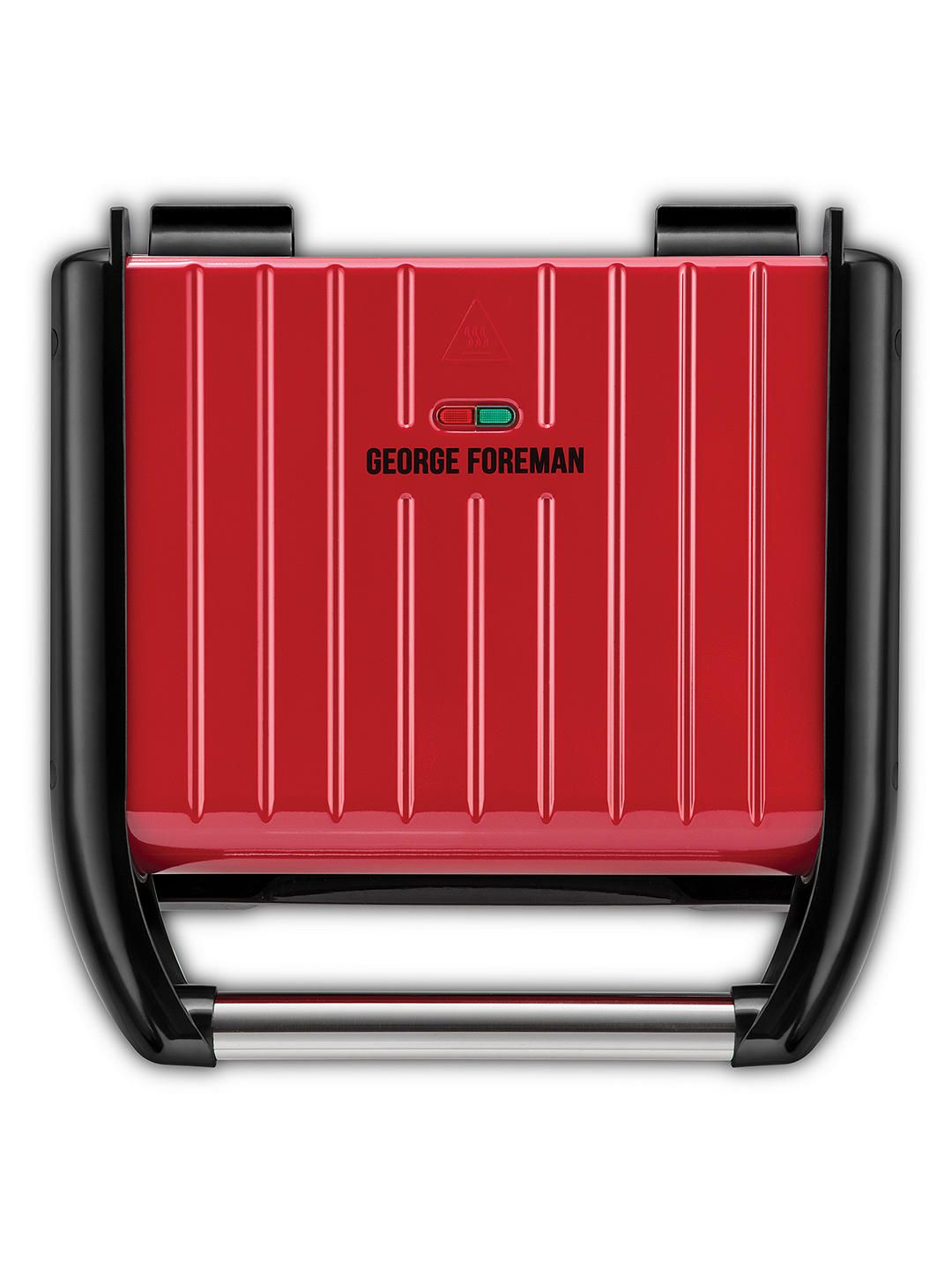 George Foreman grill – healthy eating kitchen gadgets