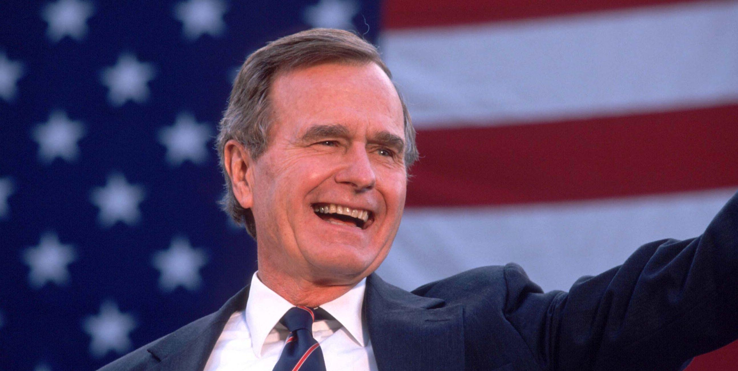 george bush sr quotes