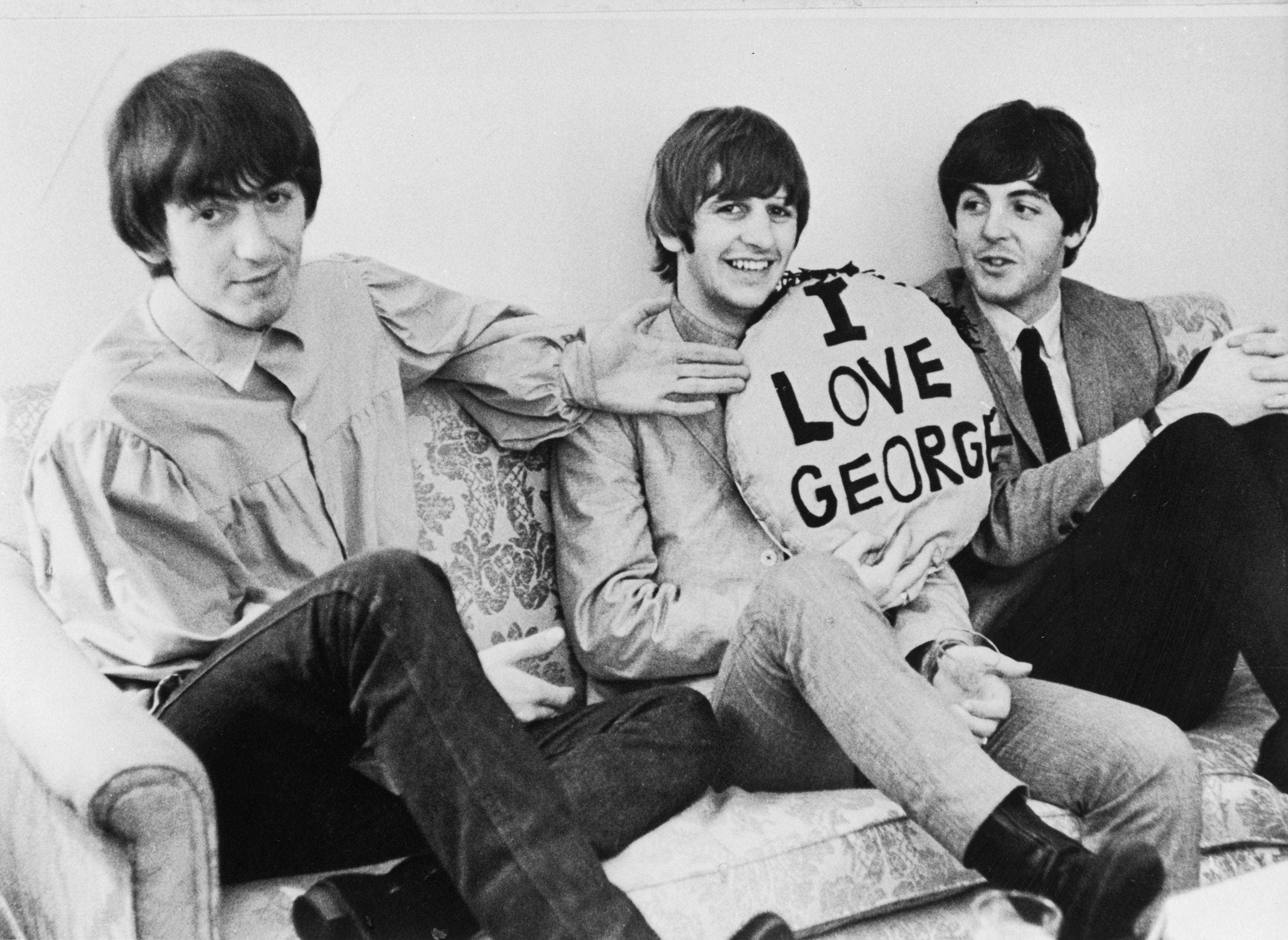 5 joyas de los Beatles compuestas por George Harrison