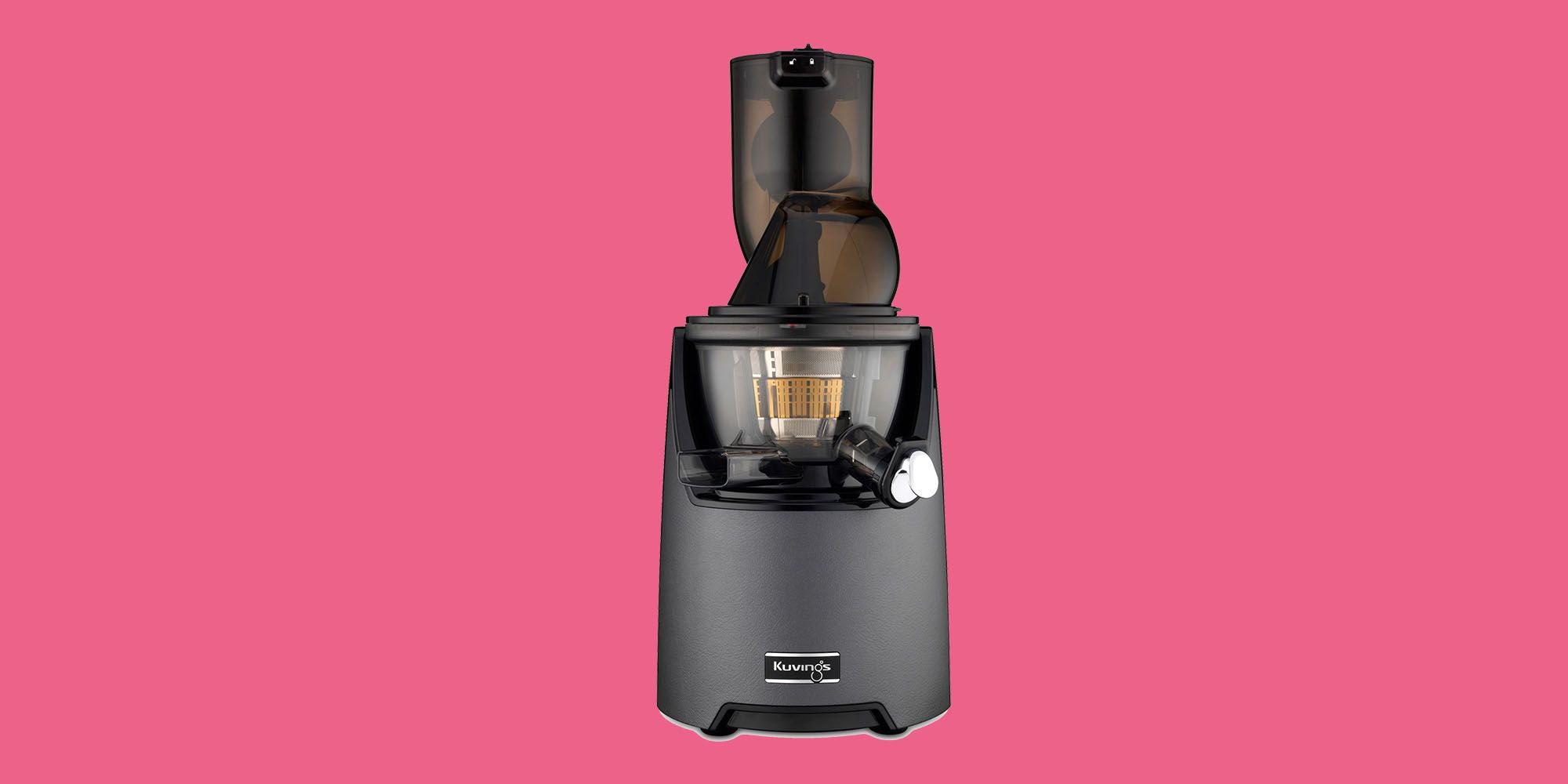 Kuvings Whole Slow Juicer EVO820 Review