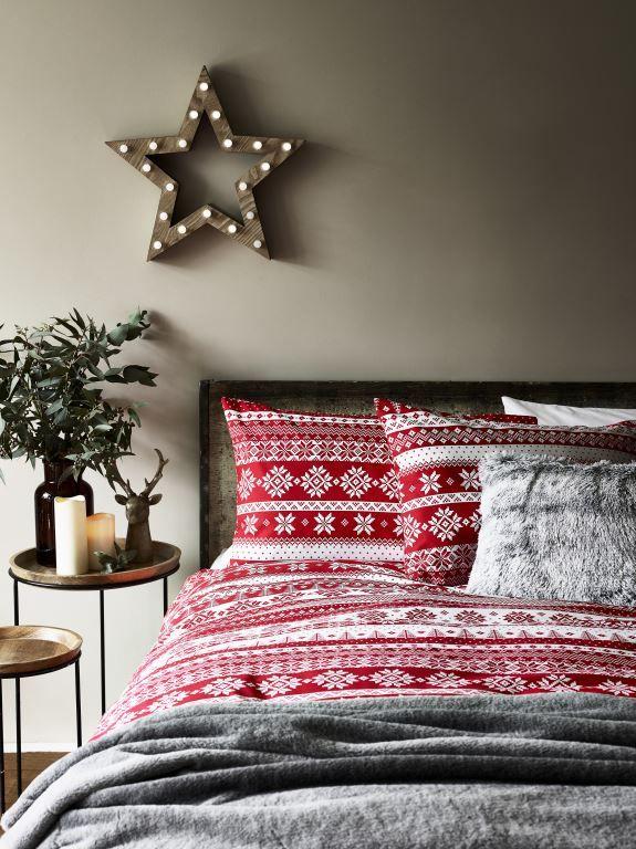 Asda Christmas bedding