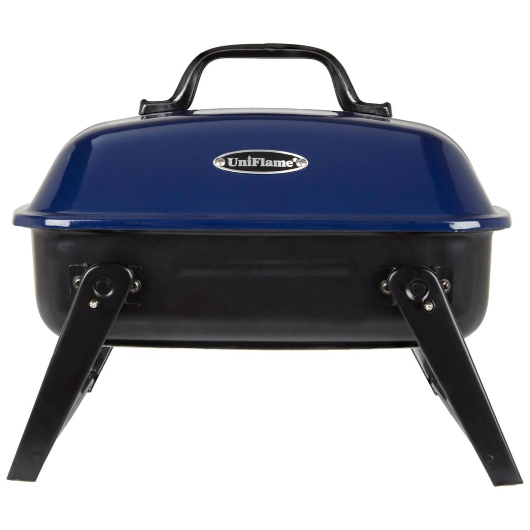 George Home Uniflame Portable Festival Grill - Blue £18