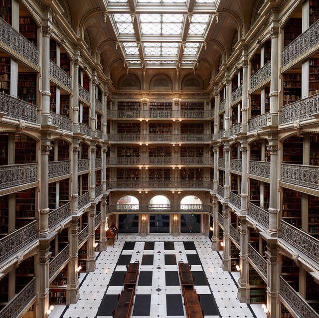 世界 図書館 美しい 行きたい 必見 ライブラリー 歴史 本