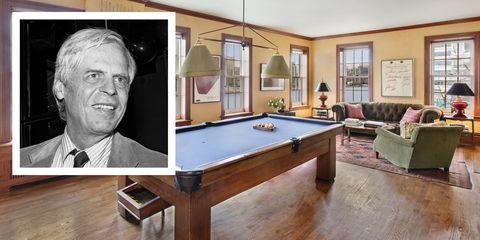 George Plimpton Apartment