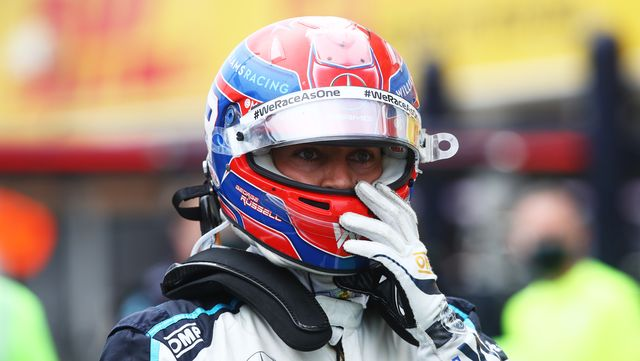 f1 grand prix of hungary george russell