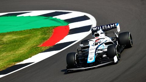 Russell Hit With Penalty After Qualifying For F1 British Gp