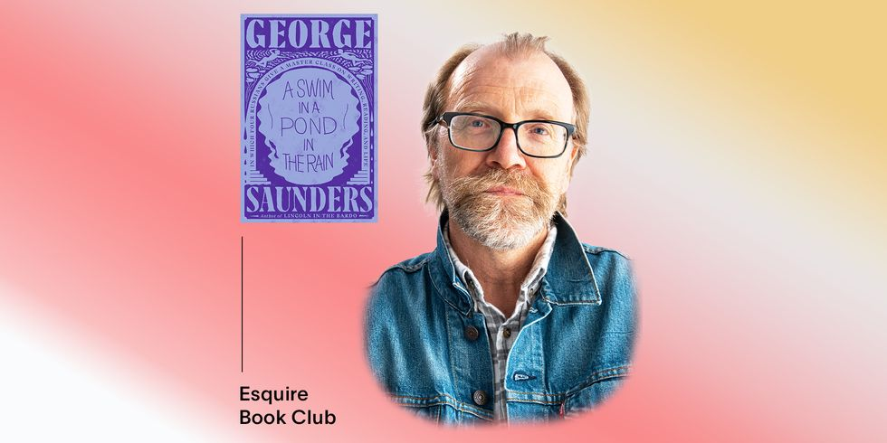 How George Saunders Is Making Sense of the World Right Now