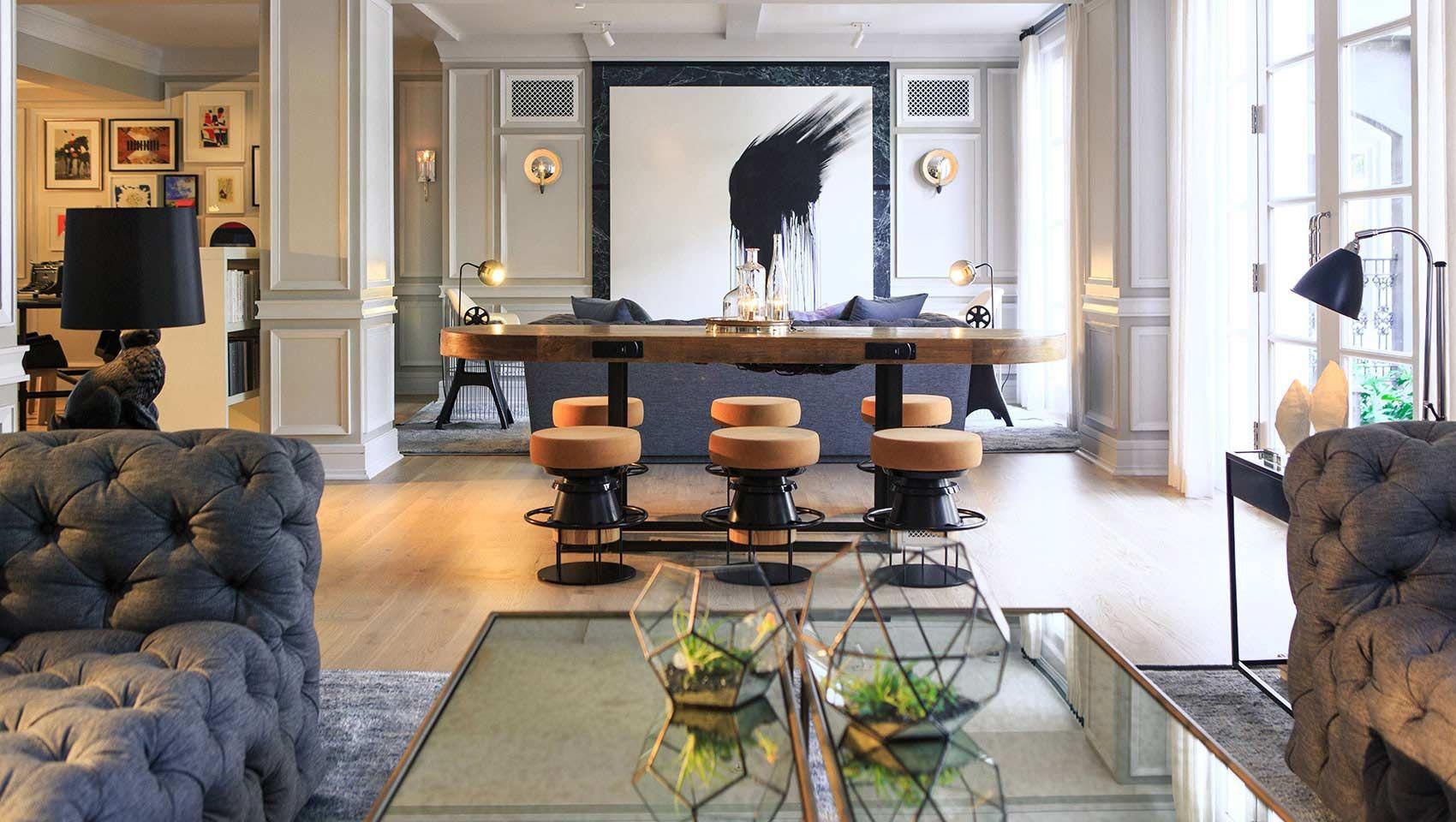 Best Designed Hotels In The US   Hotel Interior Design