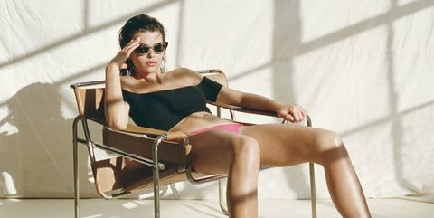 Georgia Fowler Summer Guide Tanning Positions The Recline-her