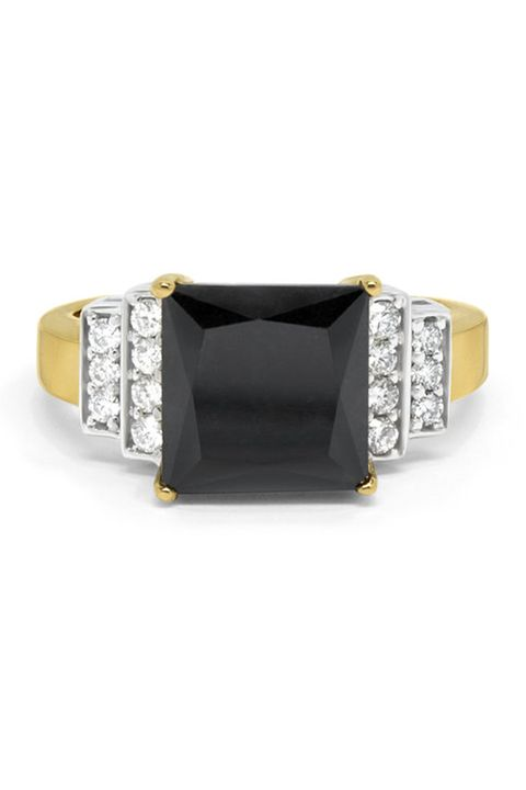 unique gemstone engagement rings   georgina boyce ring