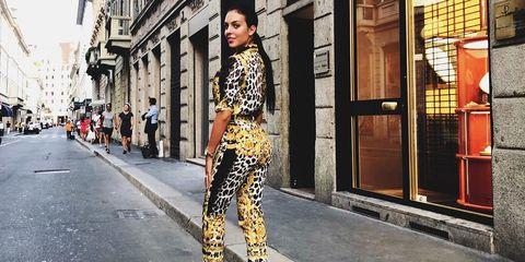 Street fashion, Photograph, Fashion, Street, Snapshot, Urban area, Town, Standing, Pedestrian, Footwear,