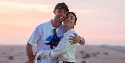 906df70d7 Así conquistó Georgina a Cristiano Ronaldo (y al resto del mundo)