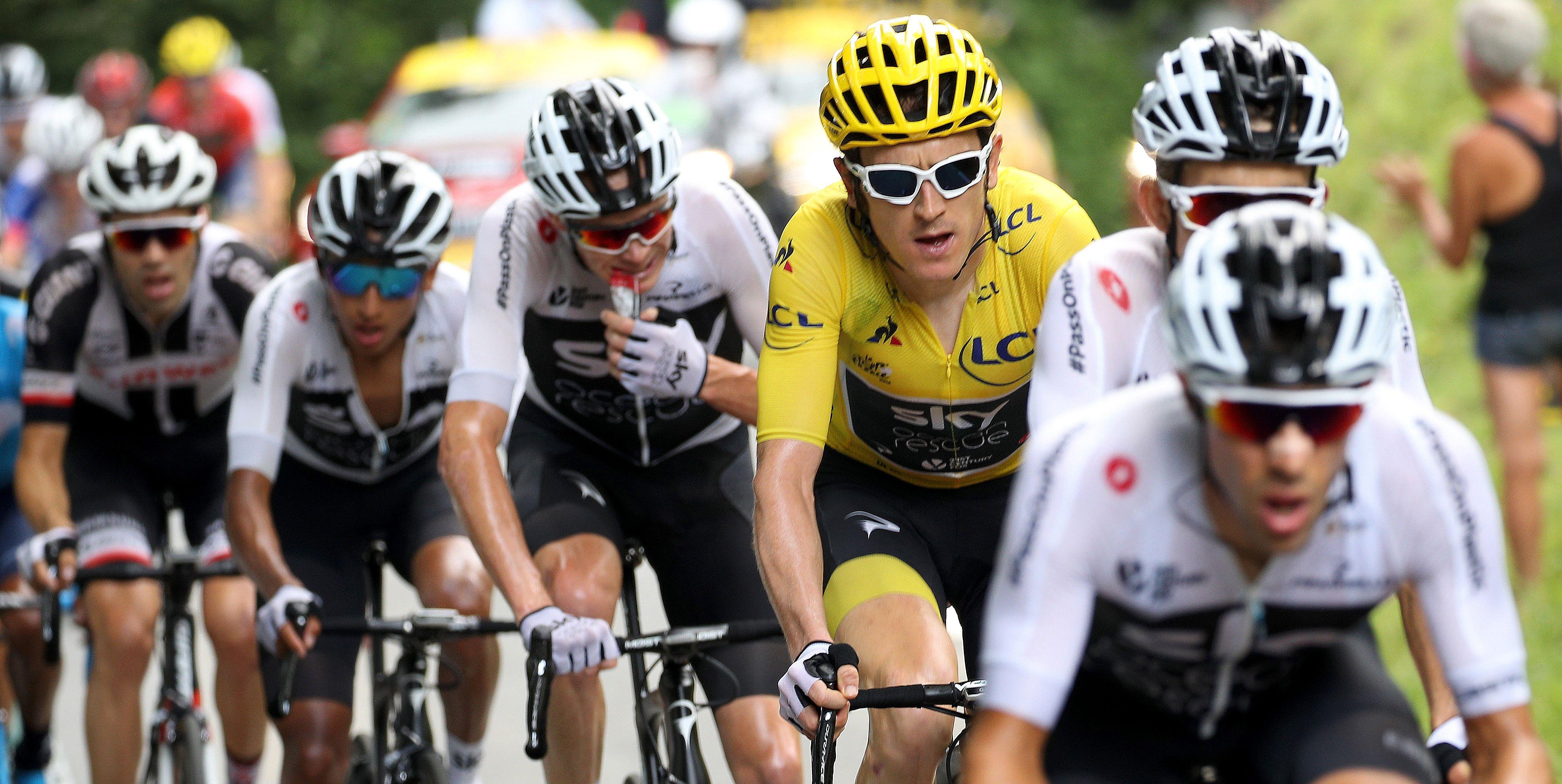 Cycling: 105th Tour de France 2018 / Stage 17