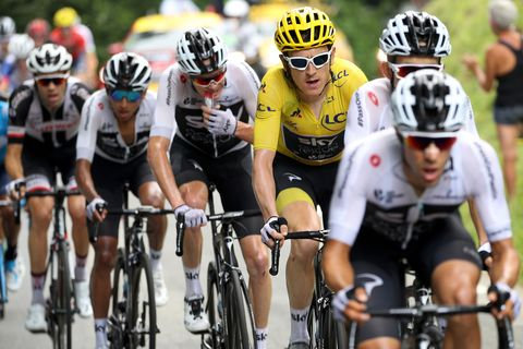 Tour de France 2018 Analysis - Team Sky Will Win After Stage 17