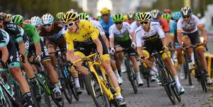 Cycling: 105th Tour de France 2018 / Stage 21