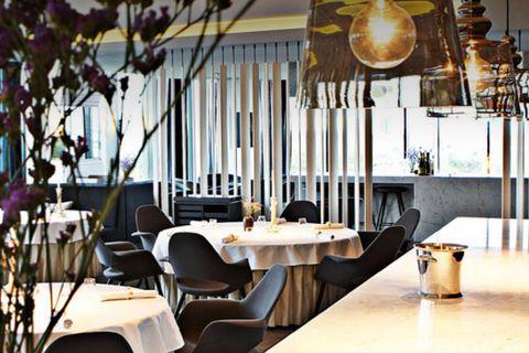 Restaurante Geranium, Parken Stadium, Copenhague
