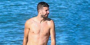 Gerard Piqué y Shakira de vacaciones familiares en Miami