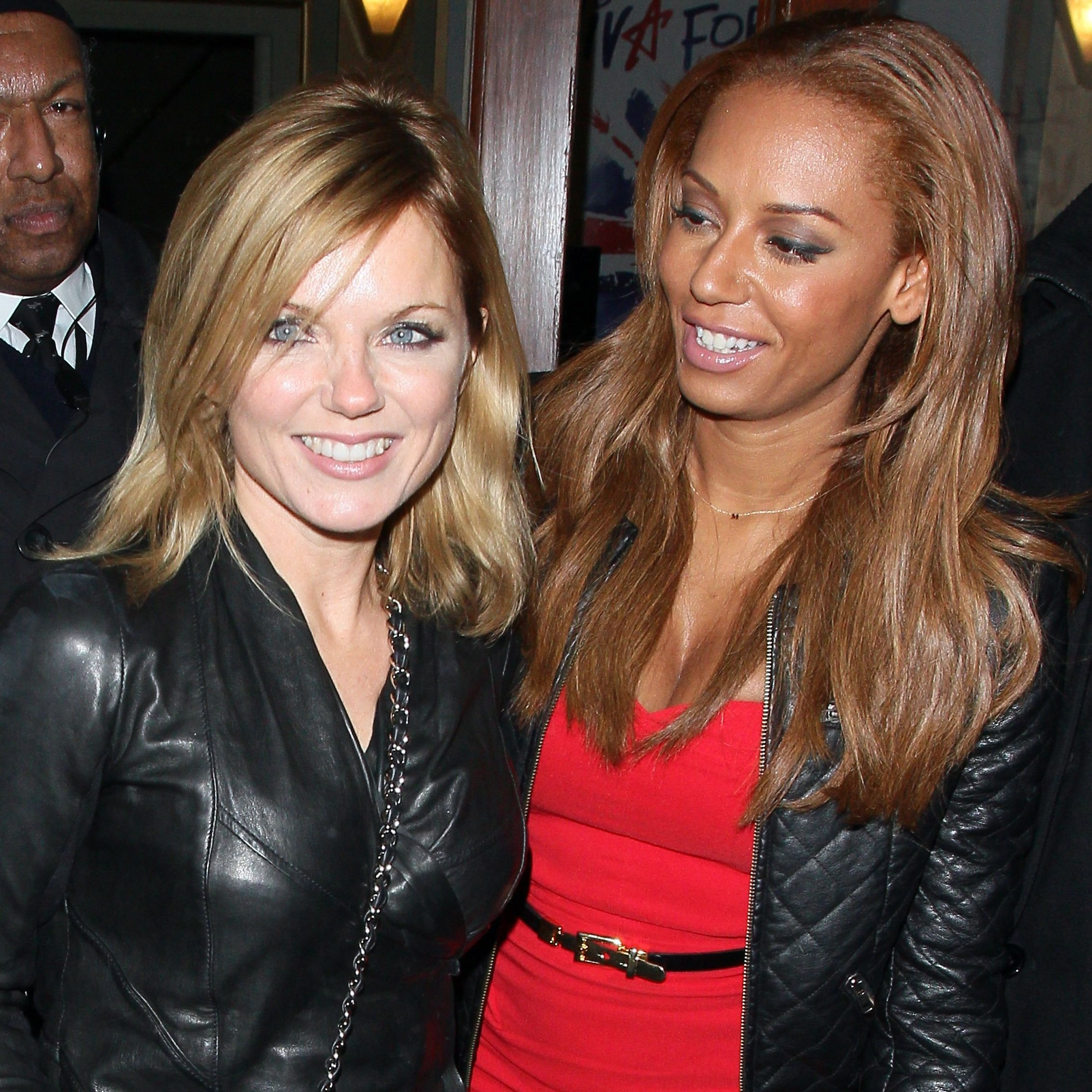 Mel B and Geri Halliwell Once Hooked Up & It's Causing All Kinds of Drama