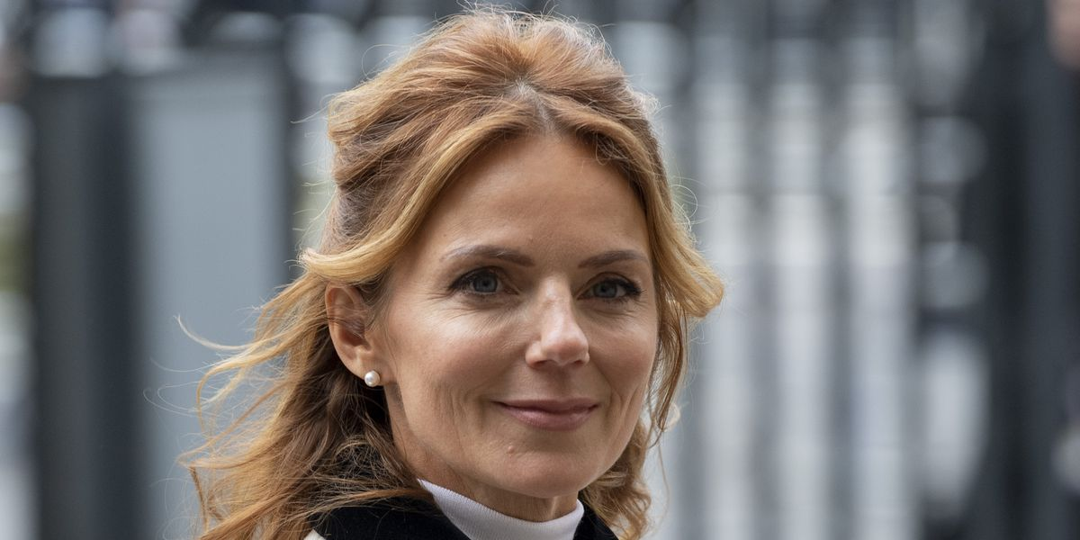 Geri Halliwell shares beautiful picture of her daughter on her 15th birthday