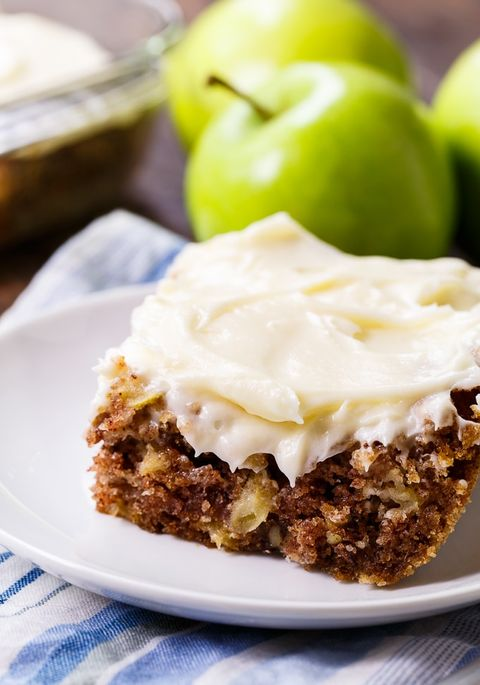 Spicy Southern Kitchen German Apple Cake