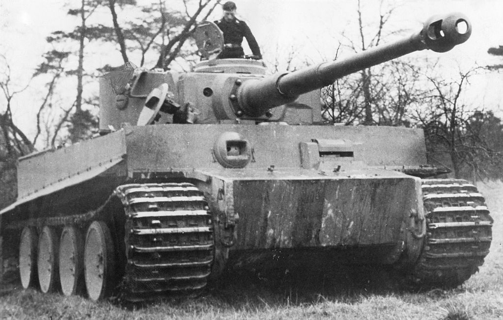 Was the Famous German Tiger Tank Really That Great?