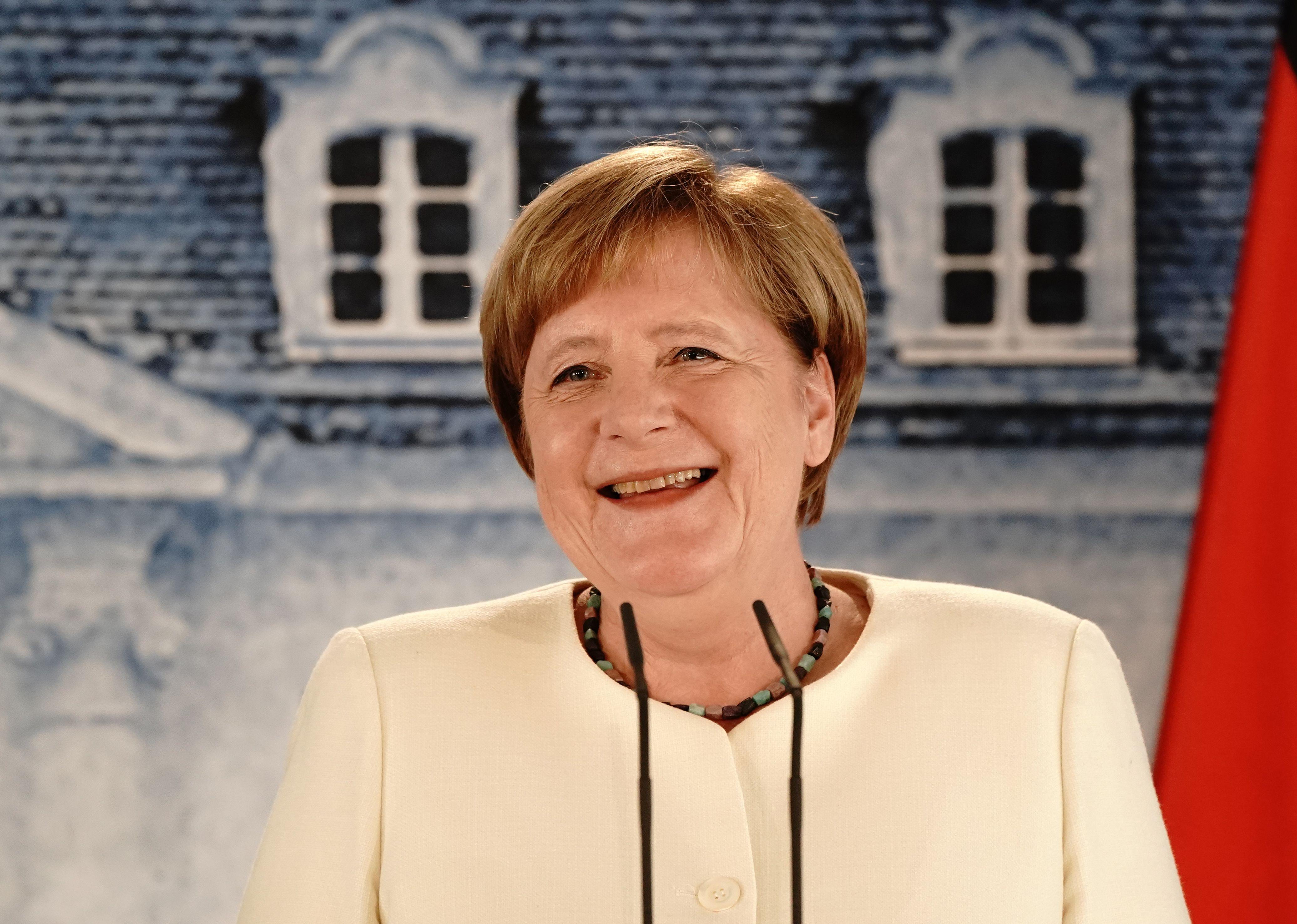 """ドイツのお母さん""""アンゲラ・メルケル首相について知っておくべき12の ..."""