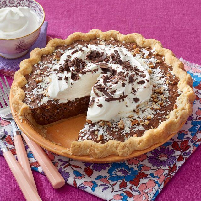 the pioneer woman's german chocolate pie recipe