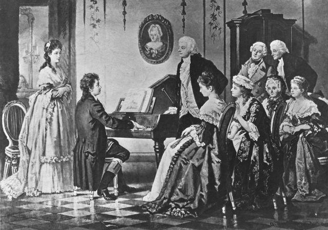 recital for razumovskys