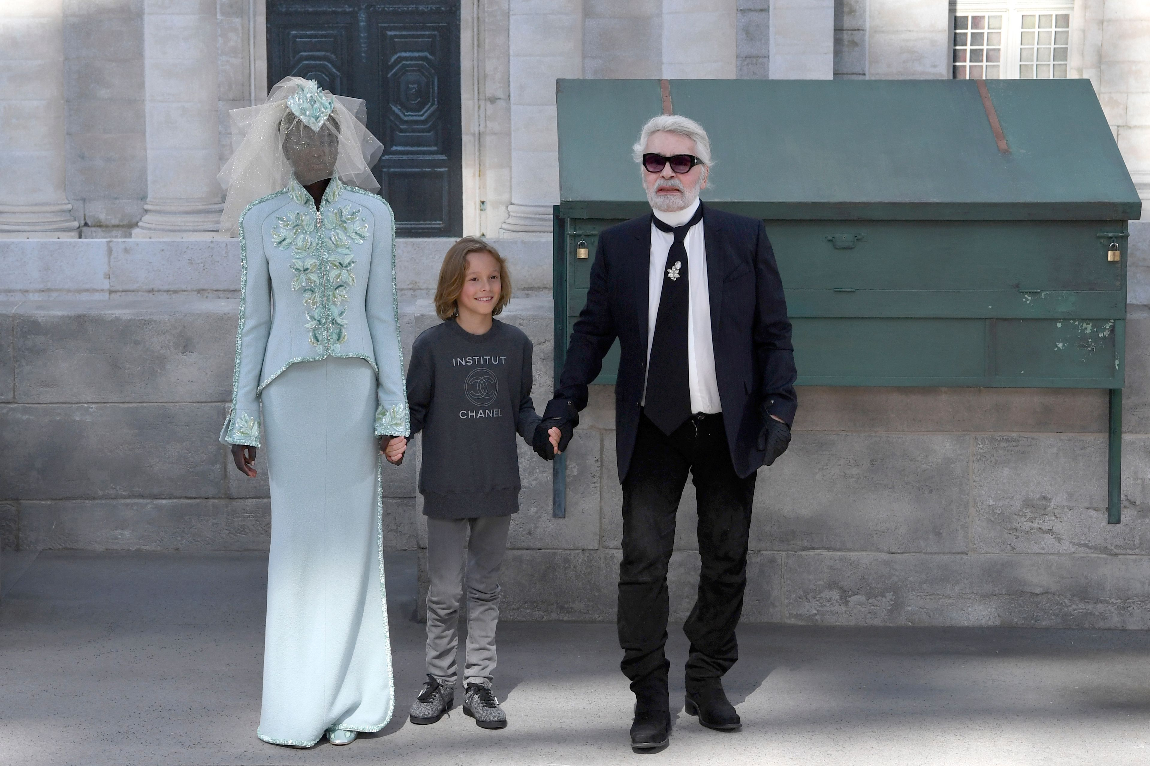 4b3fb813e7d Karl Lagerfeld Takes Us Into the World of Chanel in New Netflix Docuseries  7 Days Out