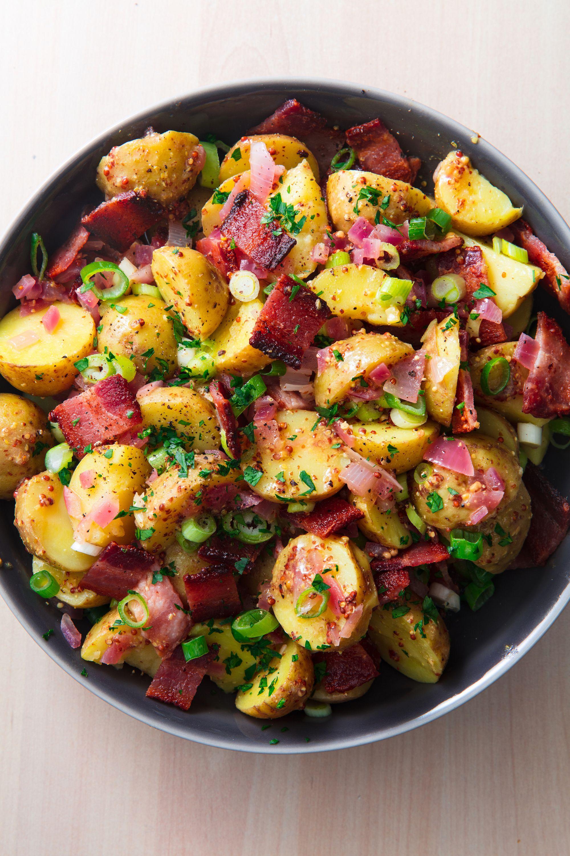 Healthy Potato Salad Recipe Uk