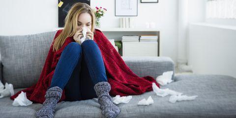 Zware Verkoudheid Is Met Deze Tips Snel Voorbij