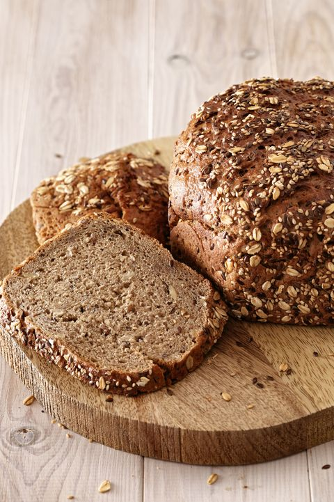 heart healthy foods - whole grains