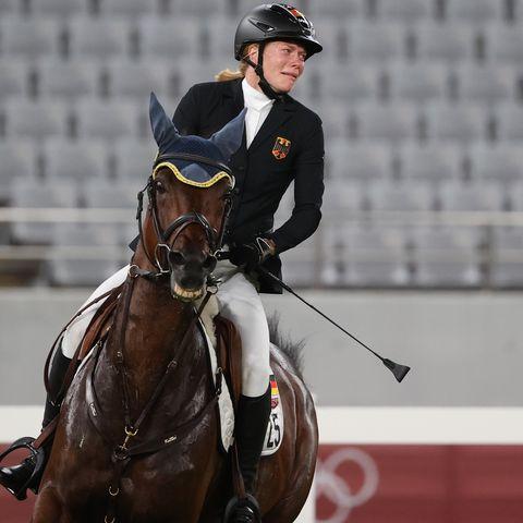 東京奧運2020 馬術比賽爭議 聖男孩