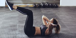 Get your core strength in check