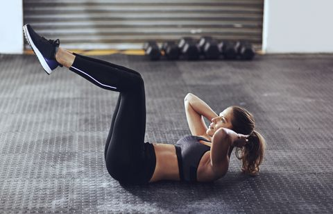 The 8-Minute Ab Circuit That Will Build Serious Core Strength