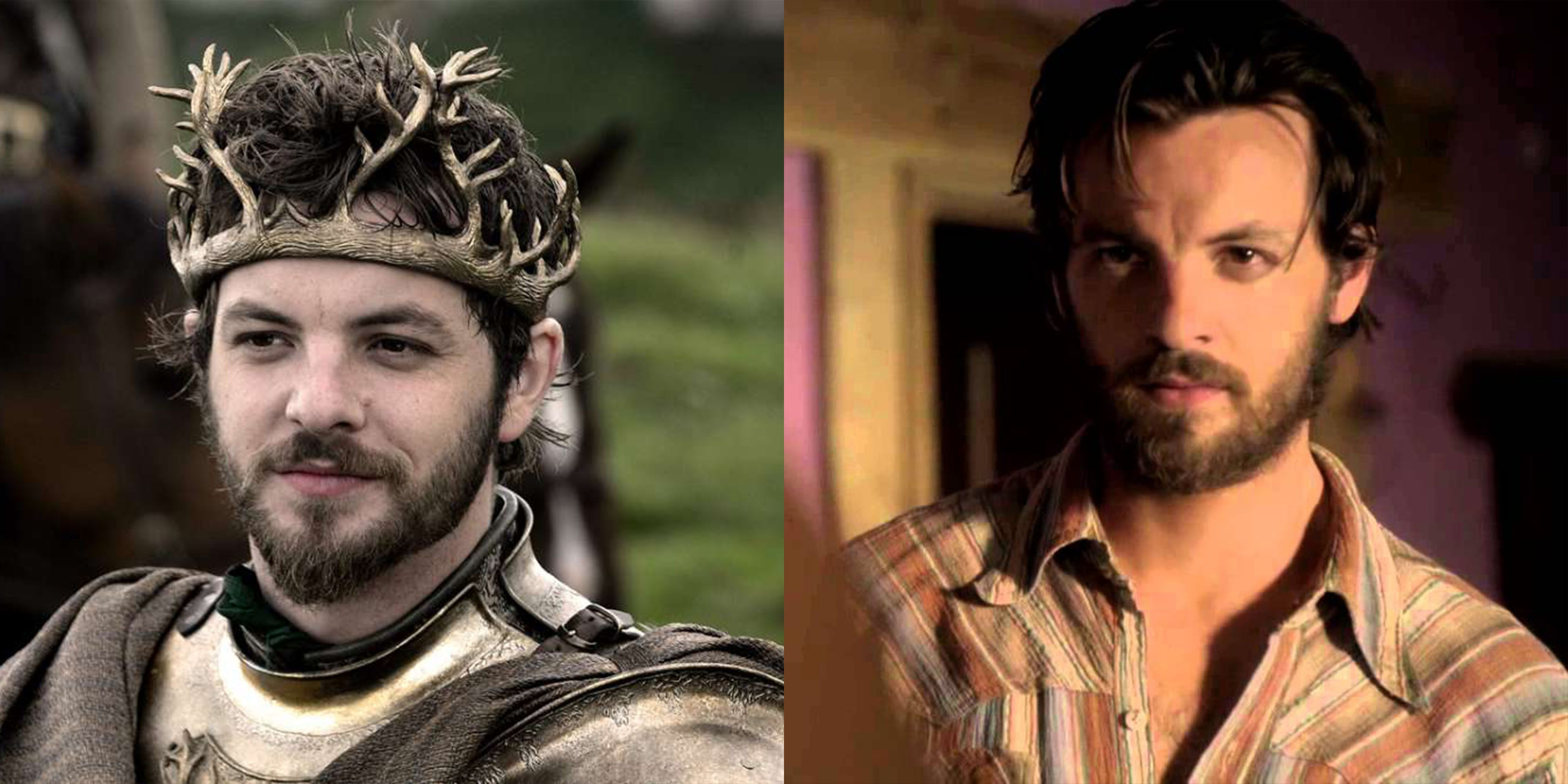 Gethin Anthony Gethin Anthony, who played the youngest Baratheon brother, Renley, went on to play Charles Manson in NBC's Aquarius after Thrones .