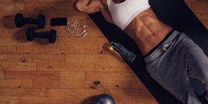 This is how long it actually takes to get abs