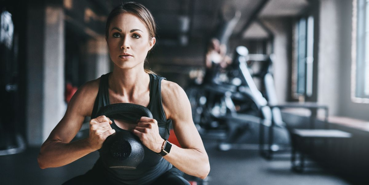 The 10-Minute Kettlebell Workout You Need to Try to Get Stronger in the Saddle