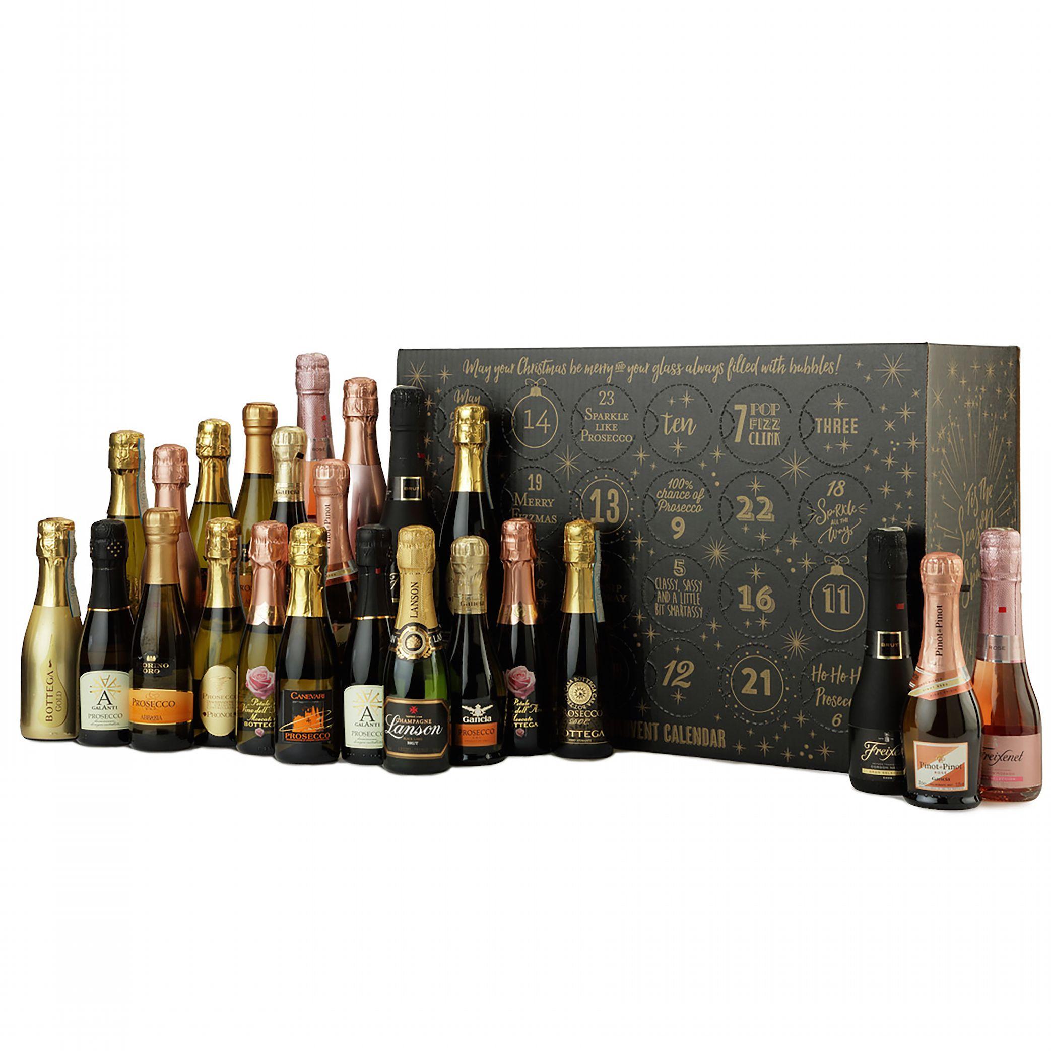 Prosecco & Champagne Advent Calendar