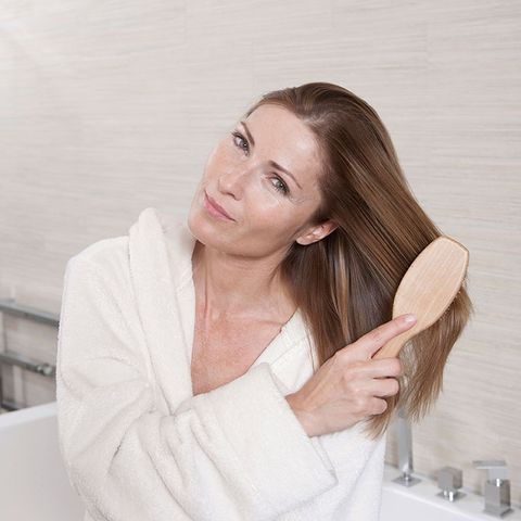 Tips for shiny, healthy hair