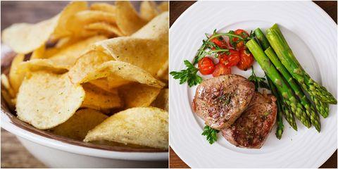 Dish, Food, Cuisine, Ingredient, Meat, Produce, Fried food, Staple food, Junk food, Comfort food,