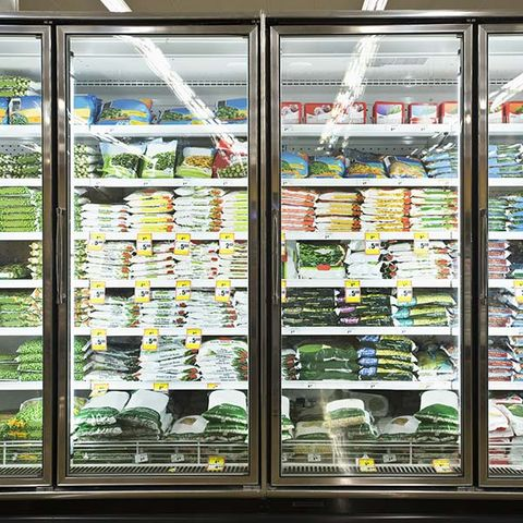 clean eating frozen foods