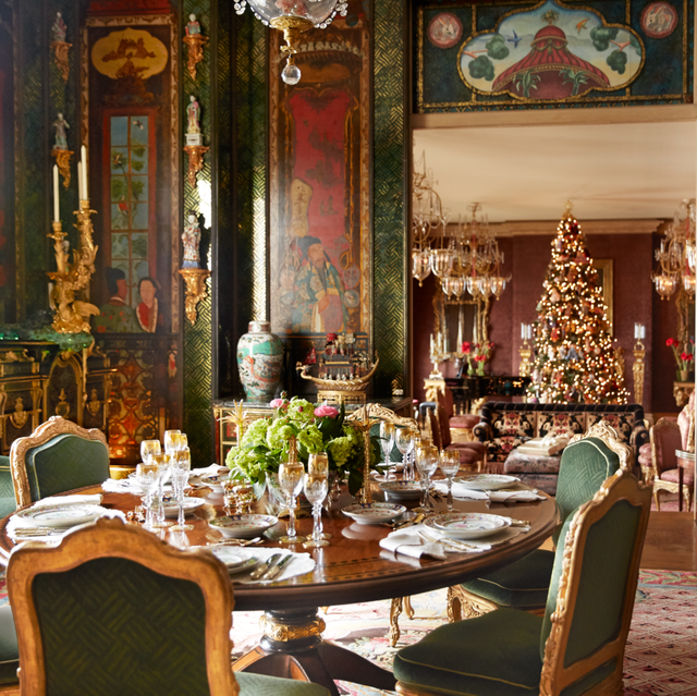 37 Stunning Christmas Dining Room Décor Ideas: 35 Christmas Decorating Ideas