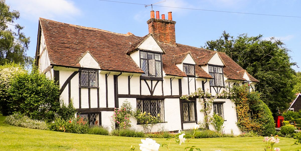 What is a tudor style house tudor house design style - What makes a house a tudor ...