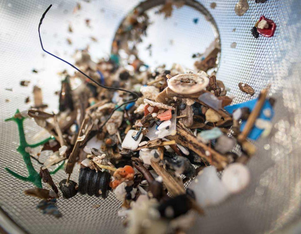 Microplastics