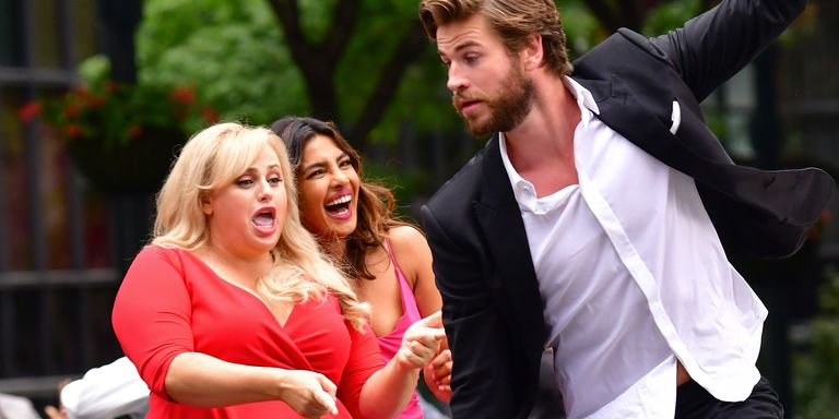 Rebel Movie New Stills: What Is Going On In This Rebel Wilson/Liam Hemsworth